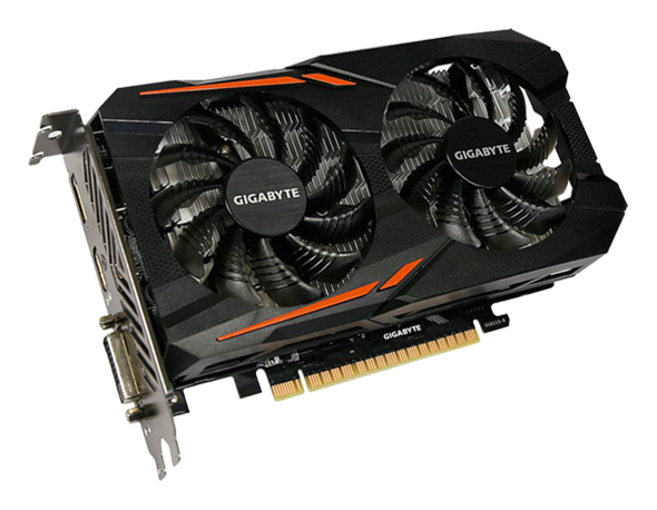 Gaming Graphics Card from Gigabyte